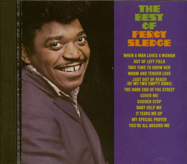 The Best Of Percy Sledge (CD)