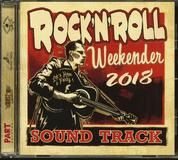 Rock'n'Roll Weekender Soundtrack 2018 (CD)