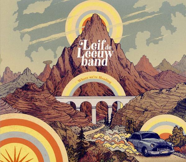 Where We're Heading (CD)