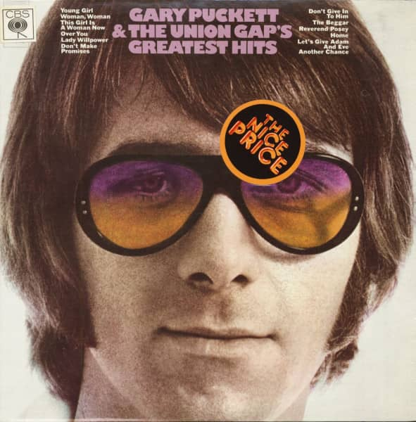 Gary Puckett & The Union Gap's Greatest Hits (LP)