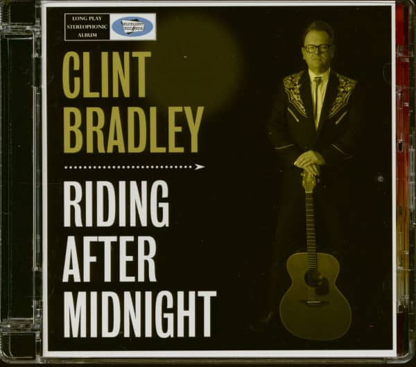 Riding After Midnight (CD)