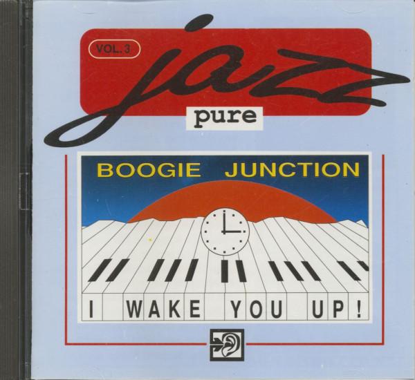 I Wake You Up (CD)
