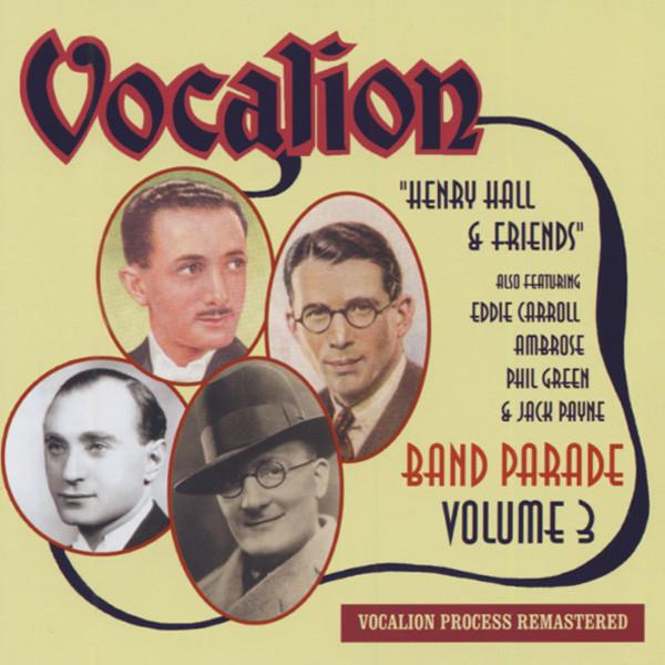 Vol.3, Band Parade