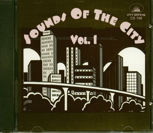 Sounds Of The City Vol.1 (CD)