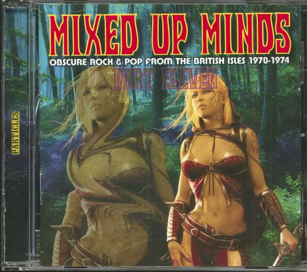 Mixed-Up-Minds - Part 11 (CD)