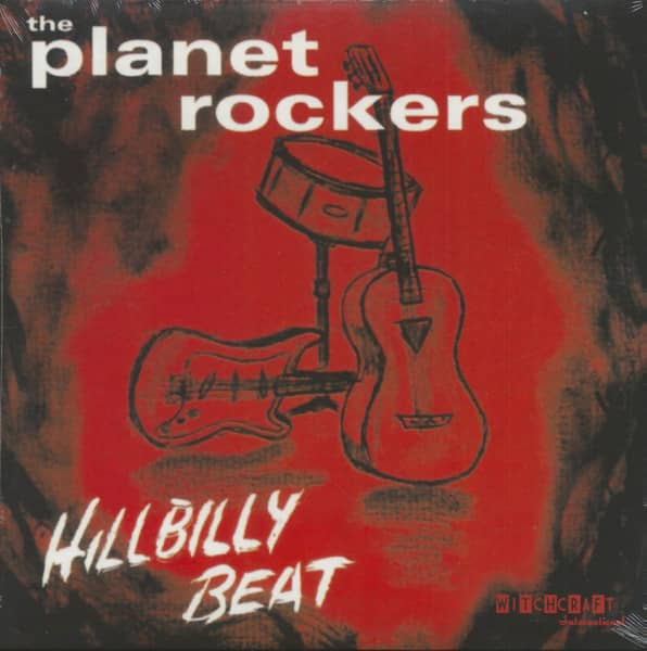 Hillbilly Beat (LP, Ltd.)