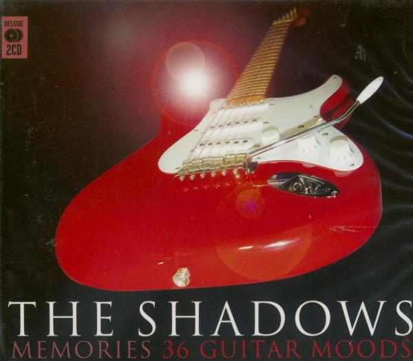 Memories - 36 Guitar Moods 1980-89 (2-CD)