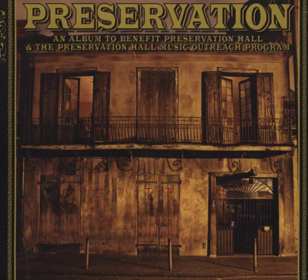 Preservation (Benefit Album w.Guests)