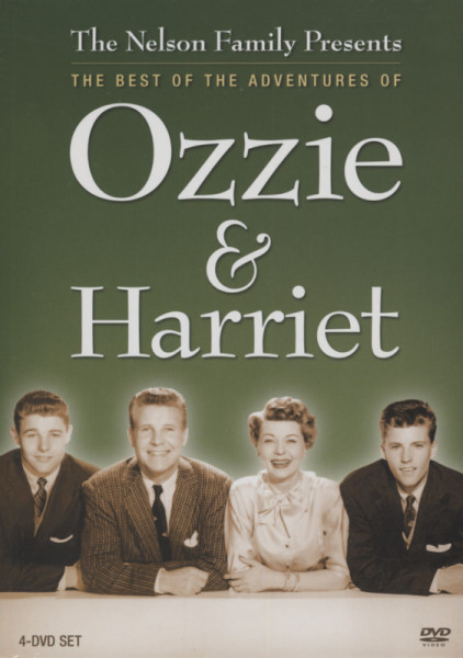 Adventures Of Ozzie & Harriett 4-DVD (1)