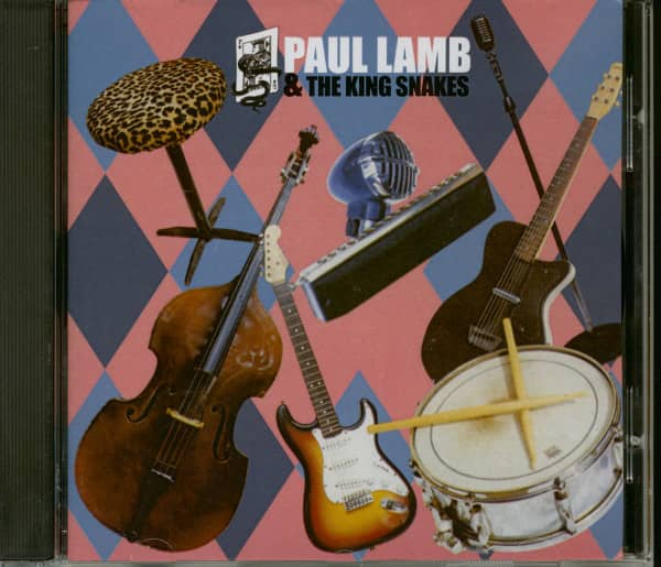 Paul Lamb And The King Snakes (CD)