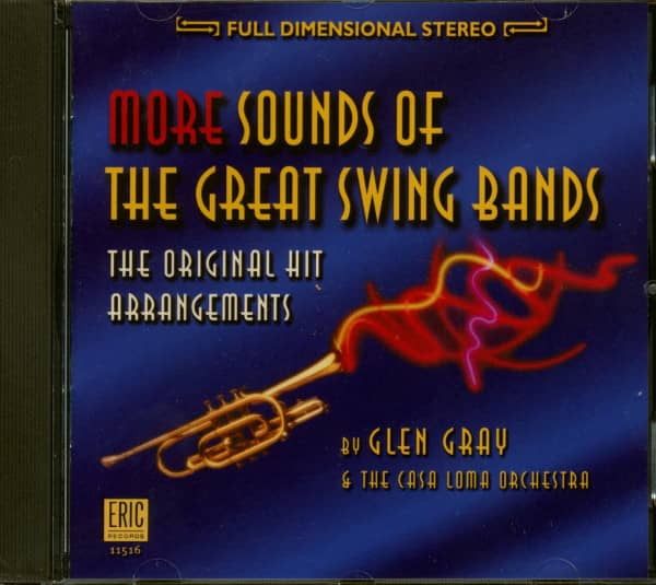 More Sounds Of The Great Swing Bands (CD)