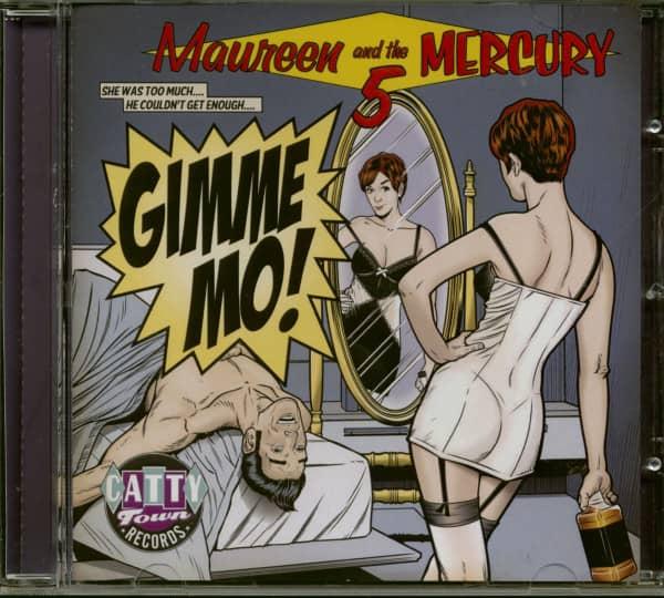 Gimme Mo! (CD)