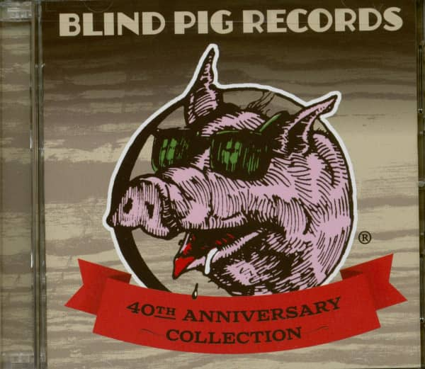 Blind Pig Records - 40th Anniversary Collection (2-CD)