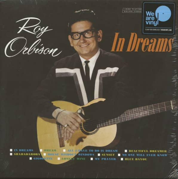 In Dreams - The Big O (LP)