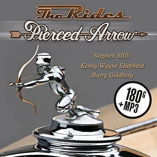 Pierced Arrow (LP, Vinyl 180g)