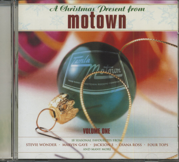 A Christmas Present From Motown (CD)