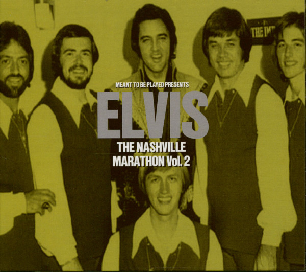 The Nashville Marathon Vol.2 (CD)
