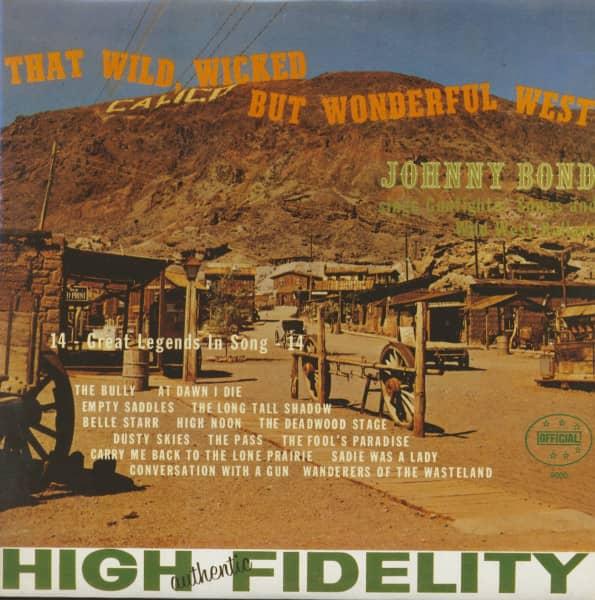 That Wild, Wicked But Wonderful West (LP)