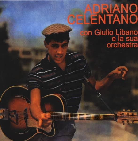Con Giulio Libano E La Sua Orchestra (180gramm Vinyl)