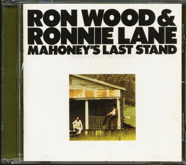 Mahoney's Last Stand - Original Motion Picture Soundtrack (CD)