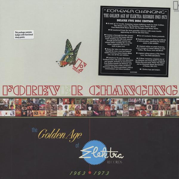 Forever Changing - Elektra 1963-73 (5-CD)