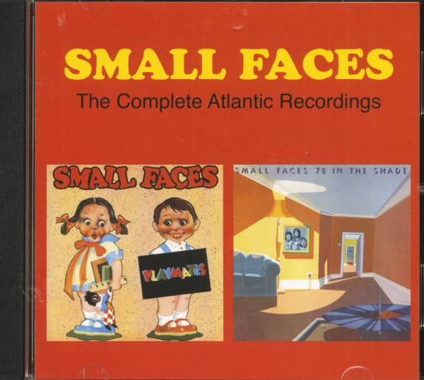 The Complete Atlantic Recordings (CD)