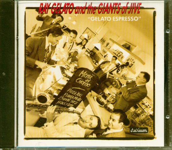 Gelato Espresso (CD)