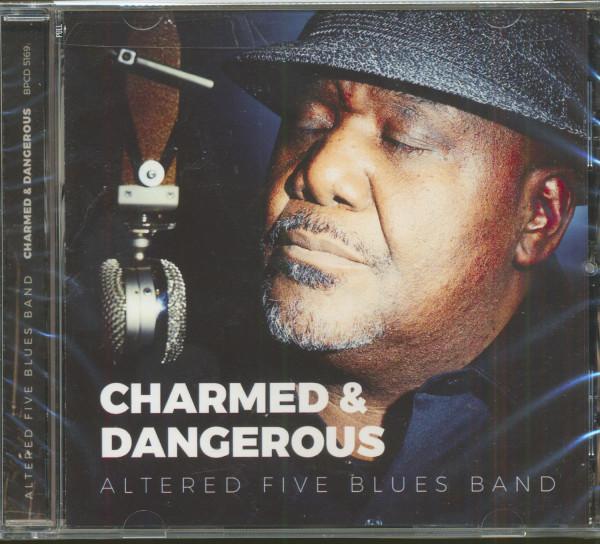 Charmed & Dangerous (CD)