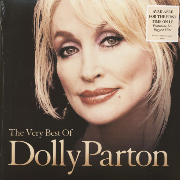 The Very Best Of Dolly Parton (2-LP & Download Code)
