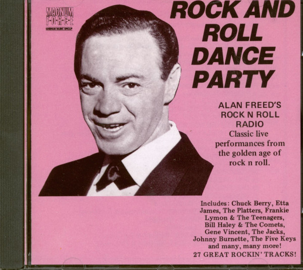 Rock And Roll Dance Party (CD)