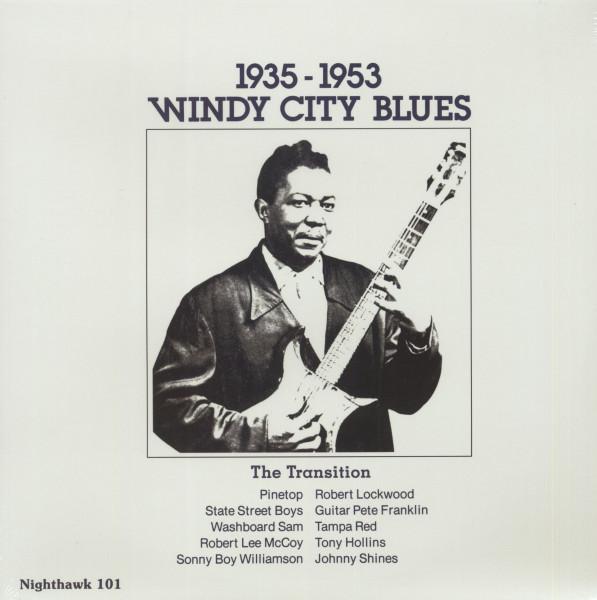 Windy City Blues - The Transition 1935-1953 (LP)