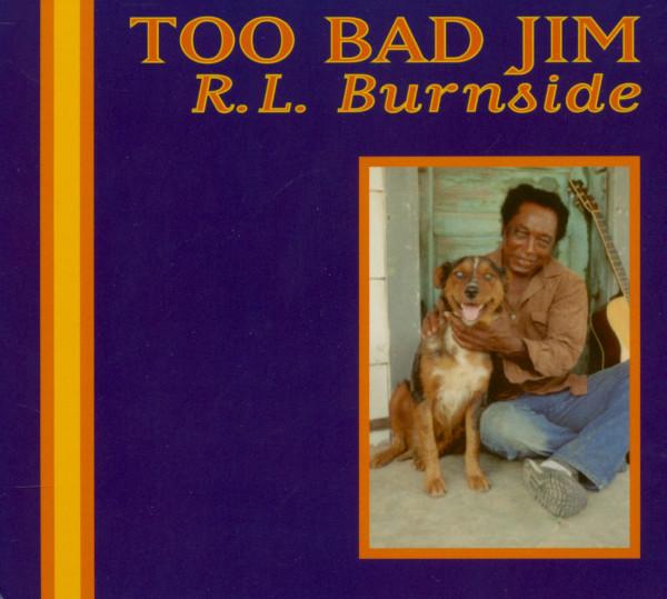 Too Bad Jim (CD)