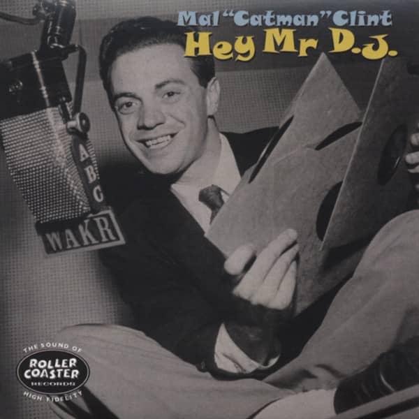 Hey Mr. DJ - CD EP Papersleeve