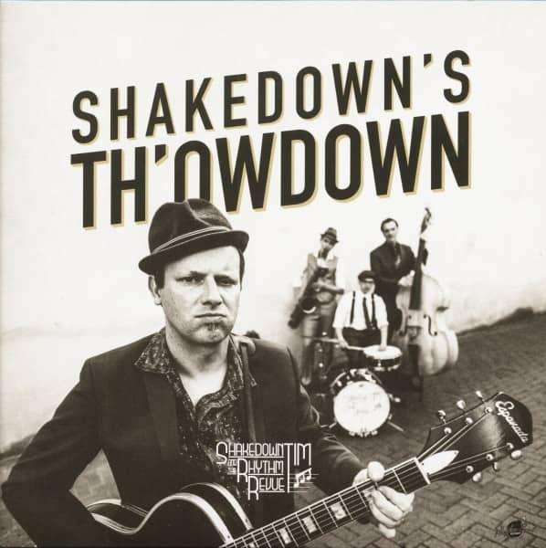 Shakedown's Th'owdown (LP)