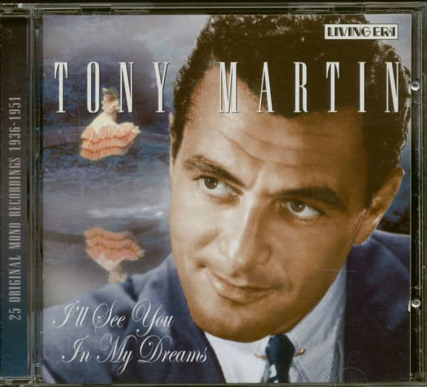 I'll See You In My Dreams (CD)