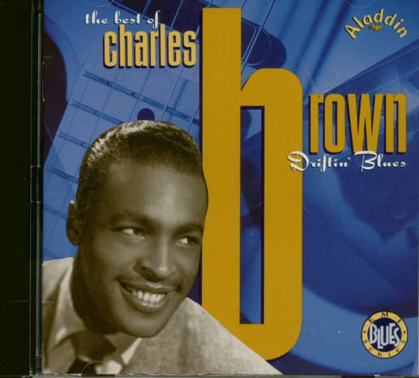Driftin' Blues - The Best Of Charles Brown (CD)