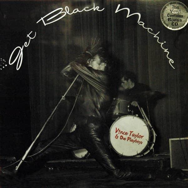 Jet Black Learher Machine 1958-1962 (incl. CD)