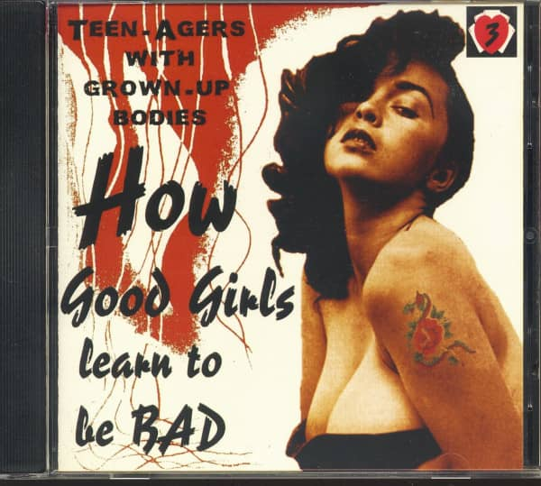 How Good Girls Learn To Be Bad - Part 3 (CD)
