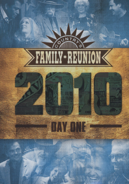 Country's Family Reunion 2010 (15-DVD Set)