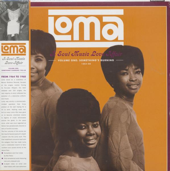 Loma - A Soul Music Love Affair, Vol.1 (LP, 180g Vinyl)