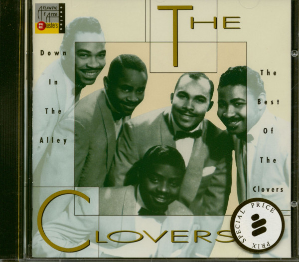 Down The Alley - The Best Of The Clovers (CD)