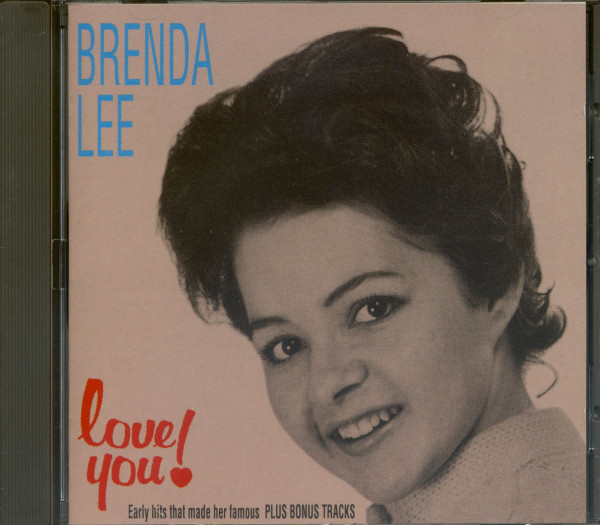 Love You! Early Hits That Made Her Famous (CD)