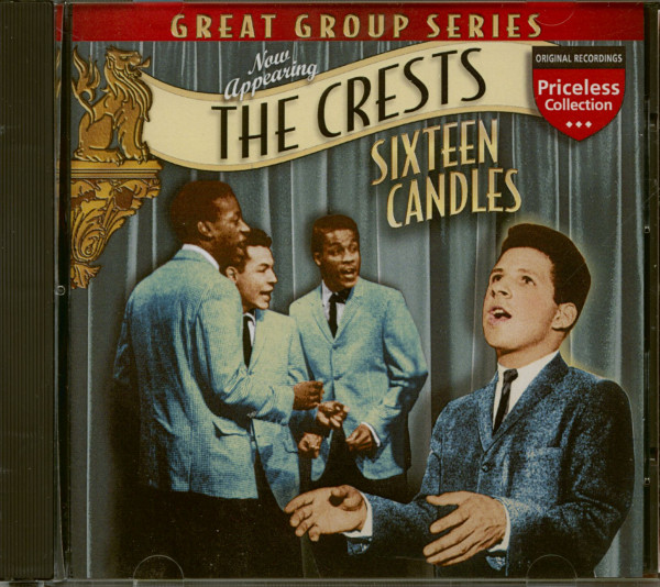 Sixteen Candles - Great Group Series (CD)