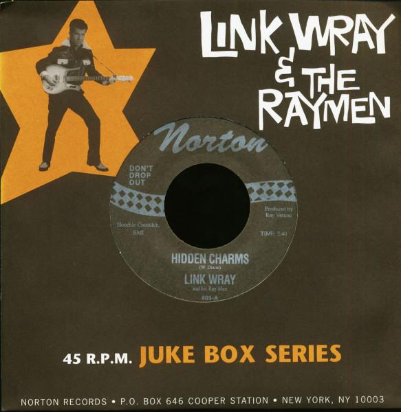 Norton Juke Box Series Vol.3 - Hidden Charms (7inch, 45rpm)