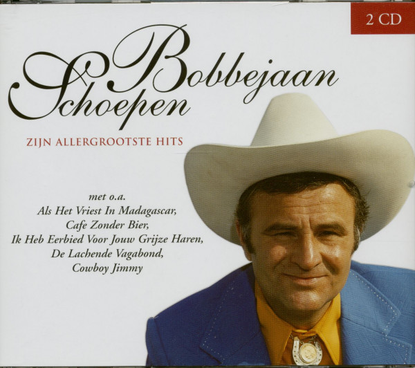 Zijn Allergrootste Hits (2-CD)