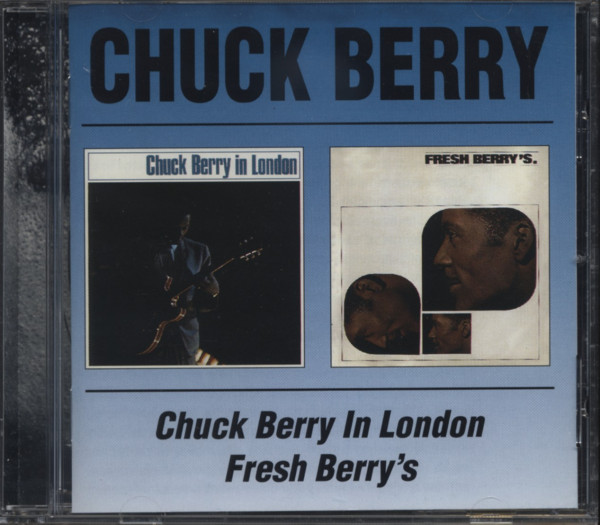 Chuck Berry In London - Fresh Berry's