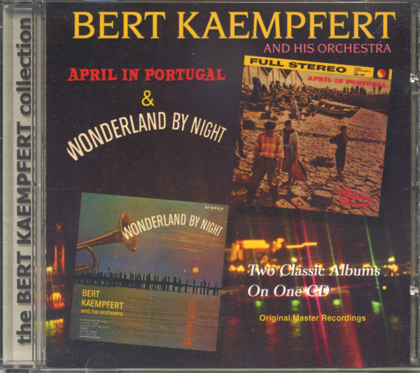 April In Portugal - Wonderland By Night (CD)
