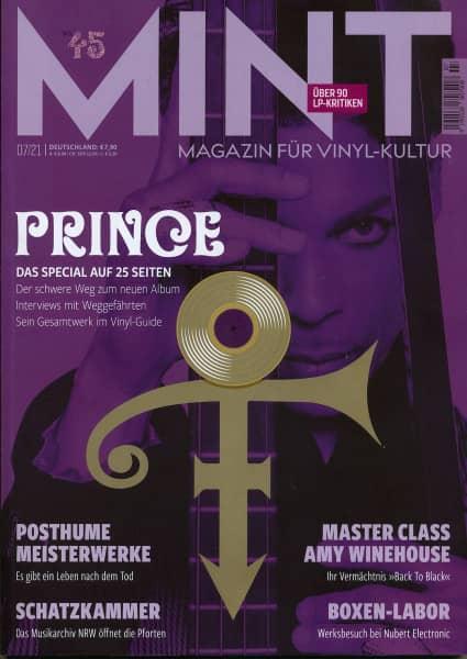 Mint Magazin #45, 07/21