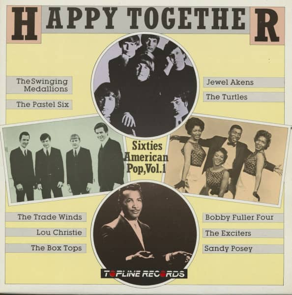 Happy Together (LP)