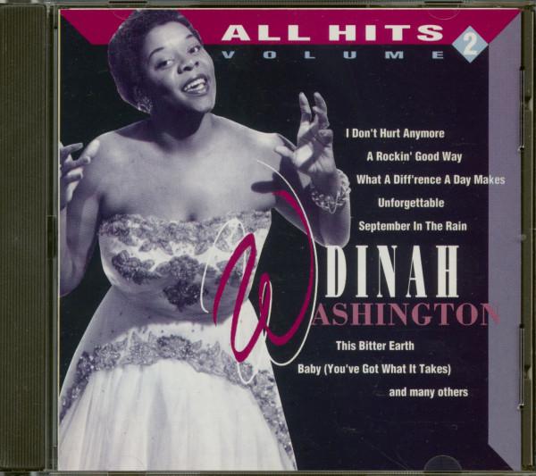All Hits - Volume 2 (CD)